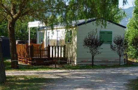 emplacement à l'année bungalow